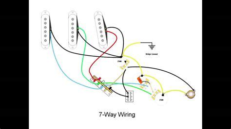 Way Stratocaster Wiring Mod Doovi