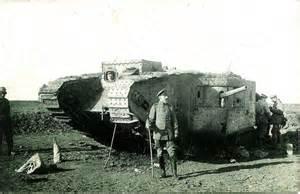 Panzer Mark IV Tank