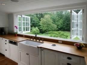 large kitchen window treatment ideas some kitchen window ideas for your home
