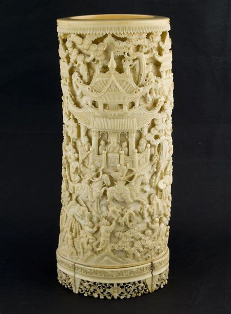 pin  chinese ivory carvings