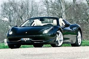 Ferrari 458 Noir : fonds d 39 ecran ferrari 458 italia cabriolet devant noir voitures t l charger photo ~ Medecine-chirurgie-esthetiques.com Avis de Voitures