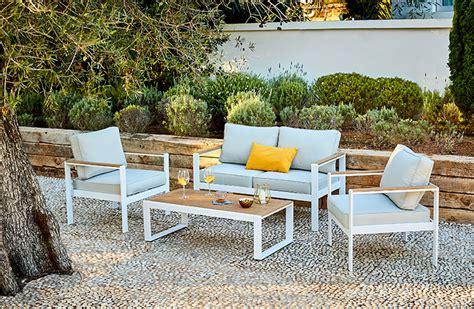 Mobilier de Jardin  salon de jardin table plancha du00e9co et piscine | GiFi