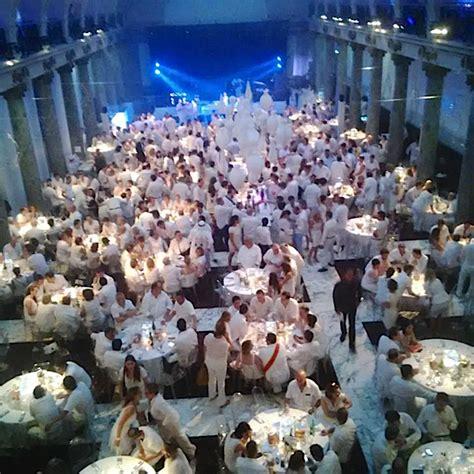 la cuisine de maryse soirée blanche des disciples d escoffier sous le