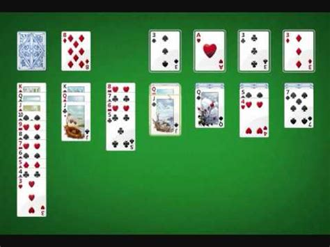 how to play solitaire solitaire how to win every single time youtube