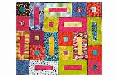 Quilt Pattern Block Bricks Cobblestones Cobblestone Patterns