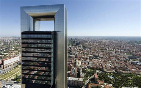 efficiency floor plans torre cepsa foster and partners arch2o com