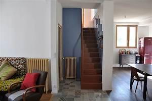 Maison Années 30 : renovation maison ann es 39 30 contemporain other metro par daria roncara architecte ~ Nature-et-papiers.com Idées de Décoration
