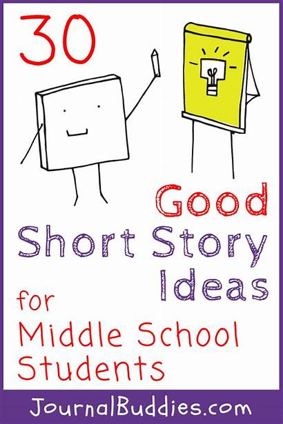 Short Stories Middle Story Writing Schoolers Prompts