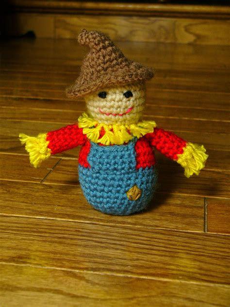 scarecrow amigurumi  crochet pattern crochet