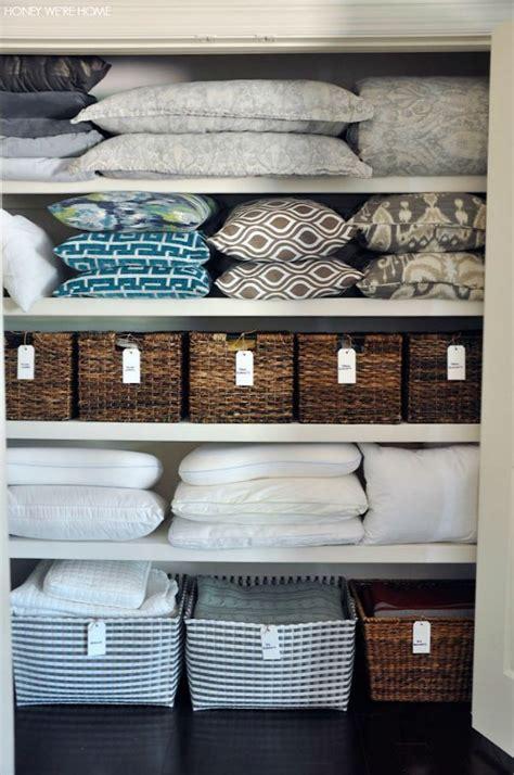 top 25 best linen storage ideas on organize a
