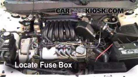 2011 Ford Fusion 4 Cylinder Fuse Box by Fix Antifreeze Leaks 2000 2007 Ford Taurus 2002 Ford