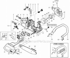 Poulan 2150 Parts List And Diagram