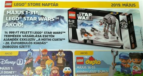 LEGO 40333 Star Wars Battle of Hoth: Exklusives May the ...