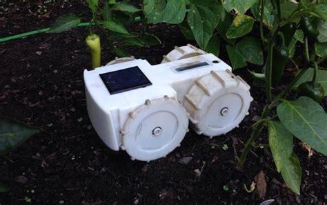 Roomba of gardens! Tertill robot autonomously removes