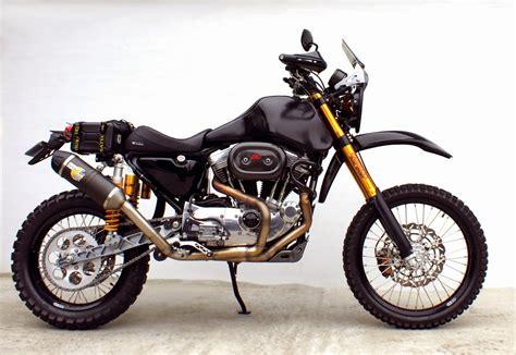 Carducci Sc3 Harley-davidson Dual Sport Conversion