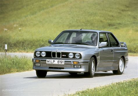 Bmw M3 Coupe (e30) Specs & Photos