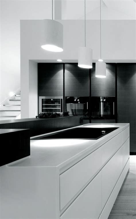 black and white contemporary kitchen the 25 best modern kitchen design ideas on 7843
