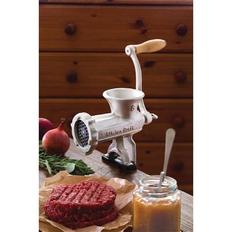 Kitchen Craft Number by Kitchen Craft No 8 Manual Mincer Cw376 Buy
