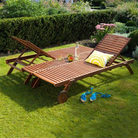 bureau de jardin bois bain de soleil en bois photo 1 15 bain de soleil en