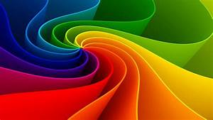 Abstract Rainbow Wallpapers HD Wallpaper | 3D & Abstract ...