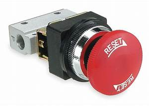 Aro 1  8 U0026quot  Manual Air Control Valve With 3