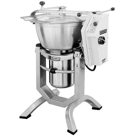 Kitchen Mixer Hobart by Hobart Hcm450 62 4 45 Qt Vertical Cutter Mixer With