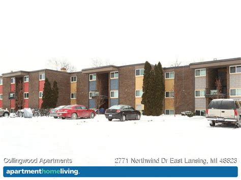 Apartments Lansing Mi by Collingwood Apartments East Lansing Mi Apartments For Rent