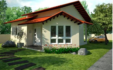 rumah minimalis  sederhana  desa