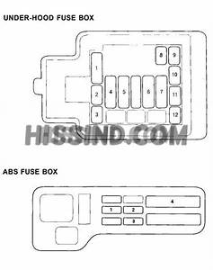 28 1992 Honda Civic Fuse Diagram