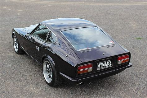 70 Datsun 240z by 1969 70 Datsun 240z Reader Resto