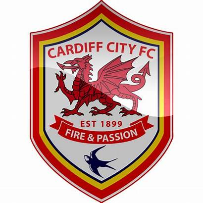 Cardiff Fc Football Soccer Club Logos Transparent