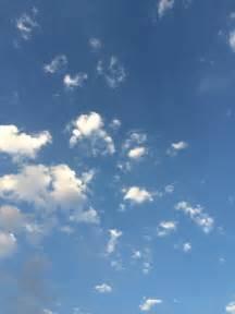 Aesthetic Blue Pastel Sky's