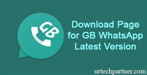 gb whatsapp v6 65 apk version for android updated