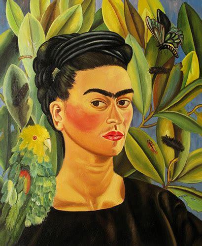Frida Kahlo Selbstbildnis Mit Dornenhalsband by Frida Kahlo Selbstbildnis Mit Dornenhalsband Bedeutung