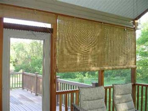 outdoor bamboo blinds outdoor blinds curtains exterior