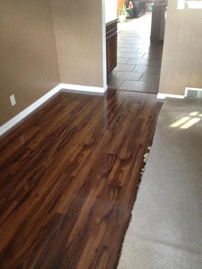 laminate flooring hawaii wonderful laminate flooring hawaii hton bay high gloss hawaiian koa cherry 8 mm thick x 5 12