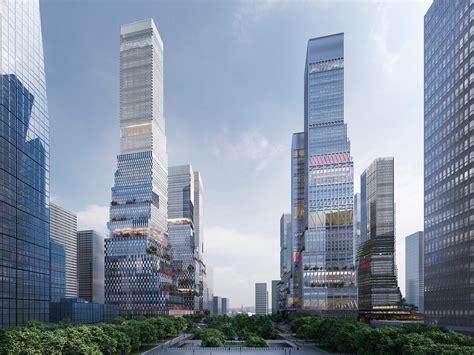 mecanoo wins shenzhen north station urban design competition metalocus