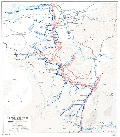 siege gap siege of bastogne