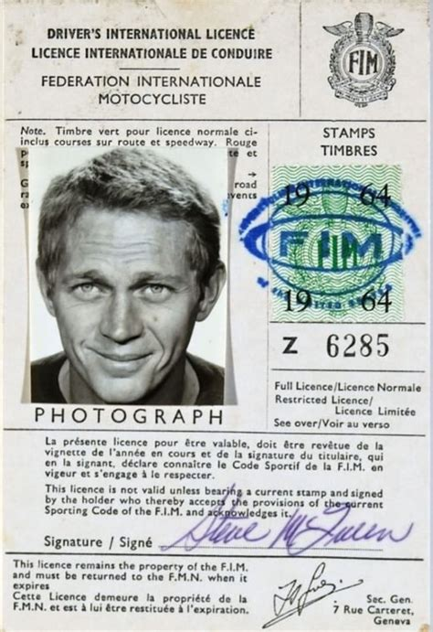 Steve Mcqueen's International Driving License. What Is A Pre Approval Letter. Employment Search Firms College For Forensics. Medicare Current Beneficiary Survey. Car Insurance Bellingham WA Uuuu Stock Price. Msw Programs Online Accredited. Set Up An Online Store New Best Mobile Phones. Home Security Alarm Equipment. E Commerce Implementation Rps Adeno Detector