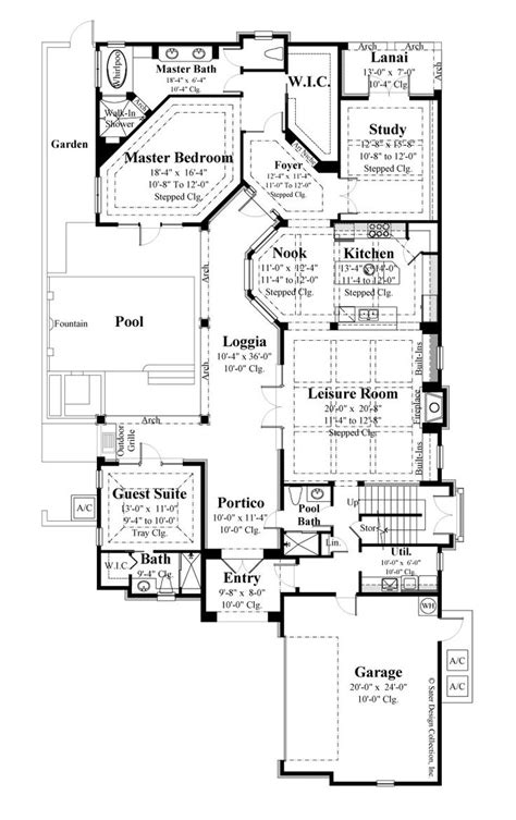 country floor plans collections of country style open floor plans free home