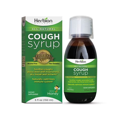 Amazon.com: Herbion Naturals Throat Syrup for Children