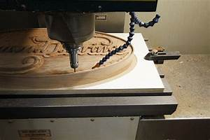 machine carving and old style gilding on a deadline With machine to cut letters out of wood