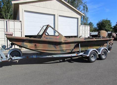 Wooldridge Jet Boats For Sale by Alaskan Jet Boats Boats For Sale