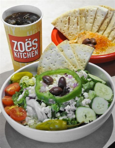 Zoes Kitchen's Tasty, Healthy Fare Worth The Wait For