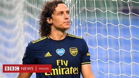 Yanda zaka ci gindin mace har sai tayi feshin ruwan dadi. David Luiz zai ci gaba da zama a Arsenal shekara daya - BBC News Hausa