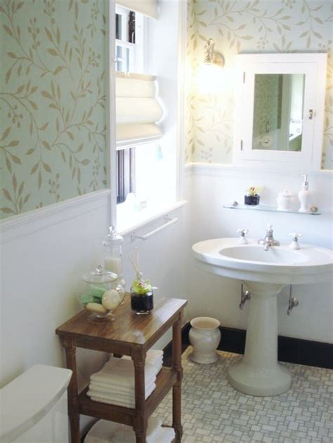 wallpaper  bathroom home design ideas pictures remodel  decor