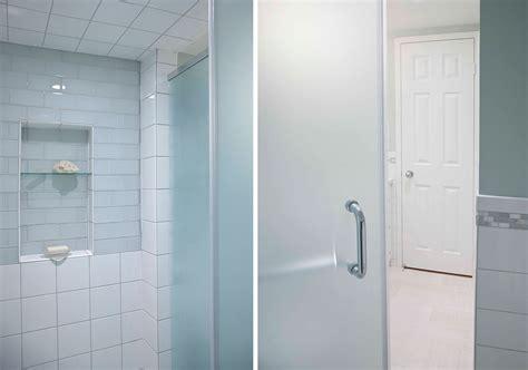 shower niche insert glass shower design a designer s tale
