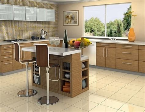 Kitchen Island Designs And Ideas For Your Workspace