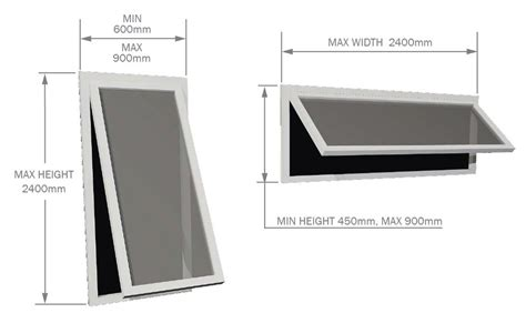 [bar Operated] Awning Window> Valley Windows