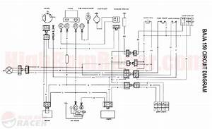 50cc Chinese Atv Wiring Diagram